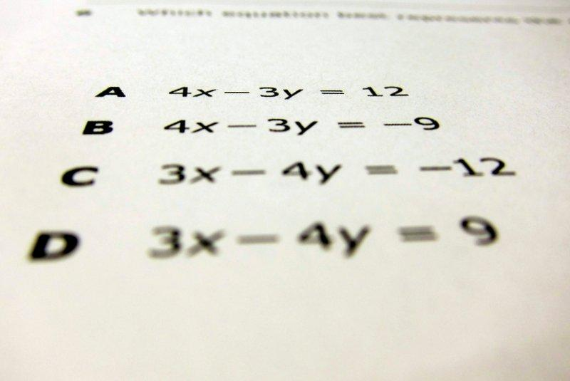 A new GED test gets rolled out in January.