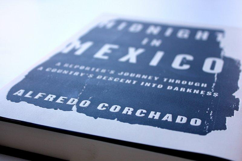 "Alfredo Corchado recently spoke with KUT about his memoir, ""Midnight in Mexico."""