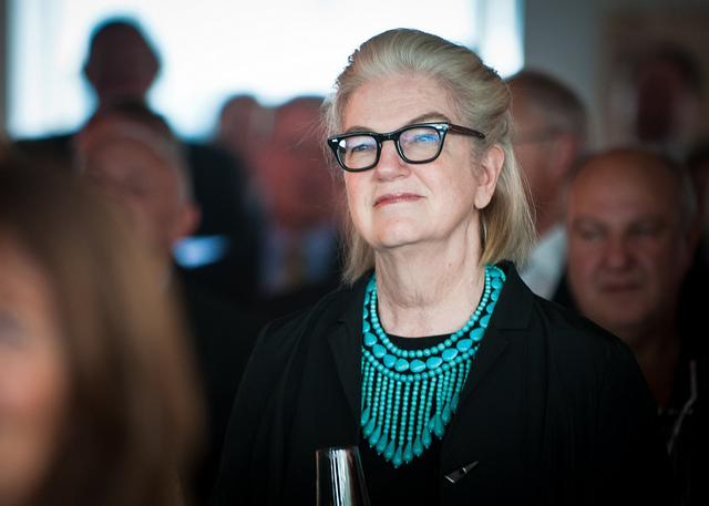 Texarkana-born Marjorie Scardino is the first woman appotinted to Twitter's board of directors.