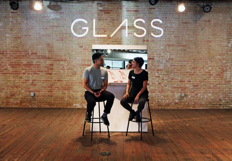 From voice searches to video calls, Glass's goal is to allow users to interact with their technology without interrupting  their everyday actions.