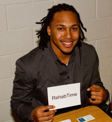 Trent Shelton, former NFL wide receiver