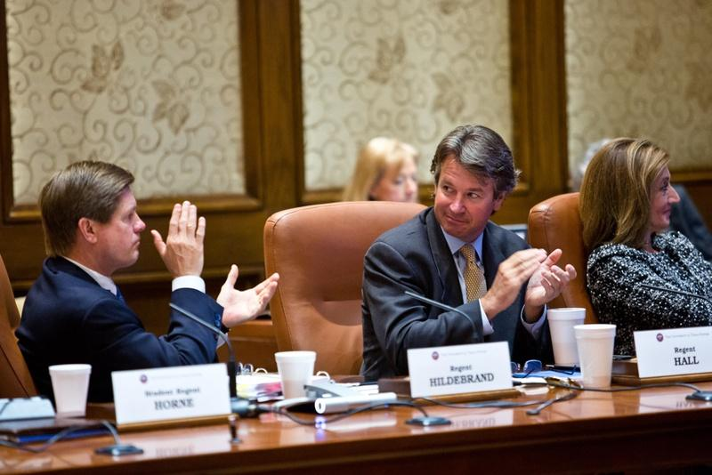 UT Regent Wallace Hall could face impeachment in an investigation of whether or not he abused his power in his investigation of UT President Bill Powers
