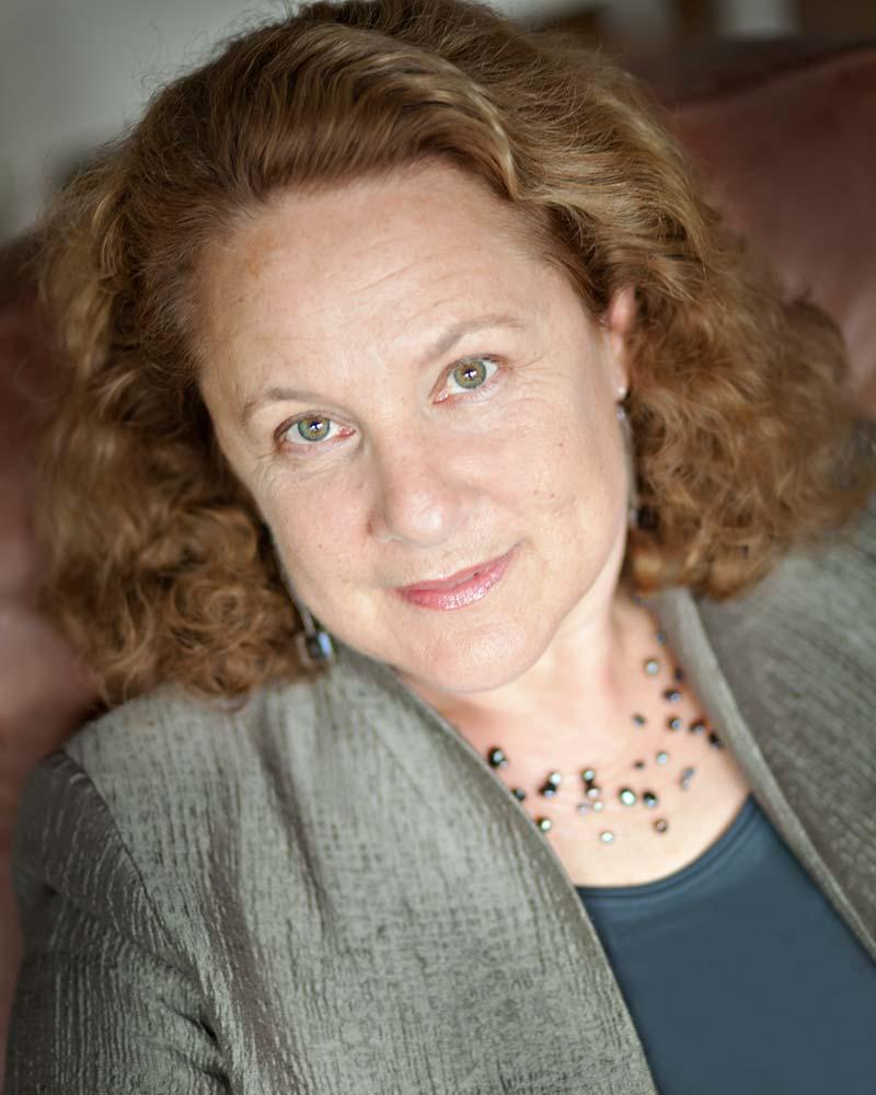 Carla Kaplan, author of Miss Anne In Harlem