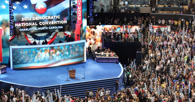 The 2012 Democratic National Convention was held in Charlotte, North Carolina. Could Austin compete in 2016?