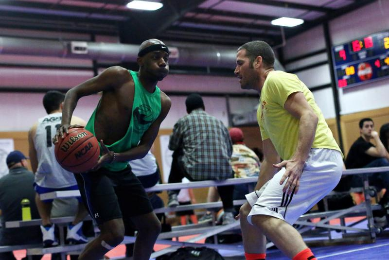 The Austin Gay Basketball League (AGBL) has more than doubled in size since its creation in 2010.