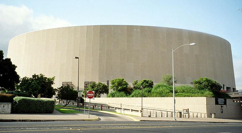 Could the Frank Erwin Center be the home of the 2016 Democratic National Convention? It's not as big as the Longhorns' stadium, but at least it's air conditioned.