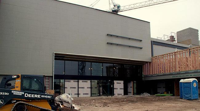 The South Lamar Drafthouse could open as soon as this summer.