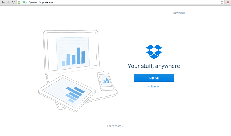Cloud storage company Dropbox is looking for an incentives package to expand their Austin offices.