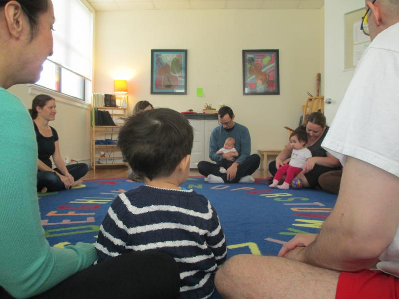 Children at the Monarch Suzuki Academy get a chance to start learning an instrument at age three.