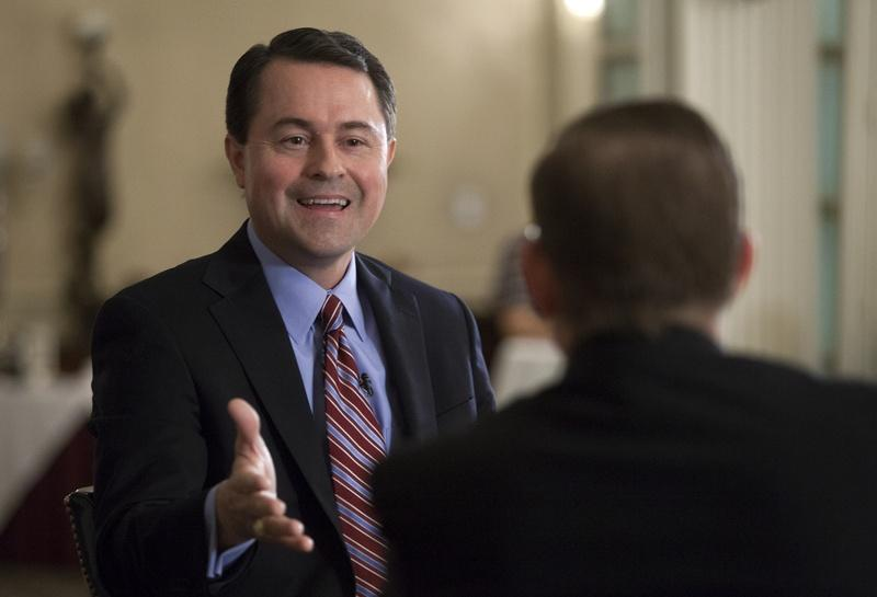 Agriculture Commissioner Todd Staples is running for the GOP nomination for Lt. Governor.