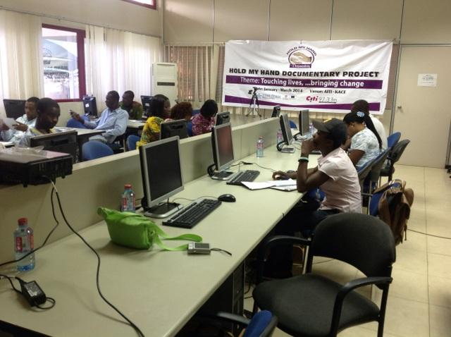 Citi FM is working with sponsor organizations to teach citizen journalists how to produce radio documentaries.