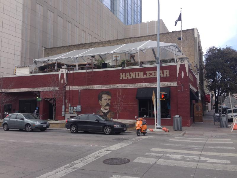 Handlebar on East 5th is the home of Austin's, and the United States', first Bitcoin ATM.