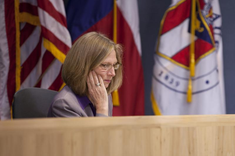 Council member Laura Morrison says she will not run for mayor of Austin.
