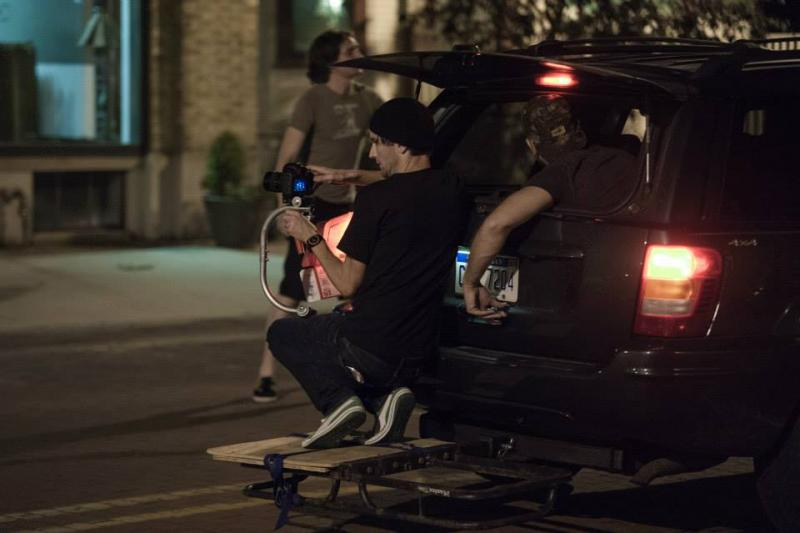 """Buzzard"" is Austin-based cinematographer Adam Minnick's first feature film job."
