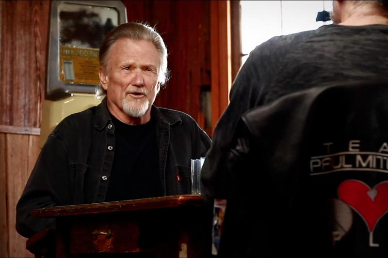 Kris Kristofferson serves as a sort of tour guide throughout the film.
