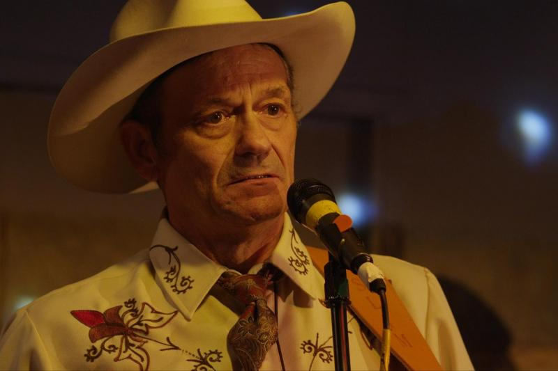 "Musician James Hand stars in the film. Willie Nelson (and KUTX's Jay Trachtenberg) describe him as ""the real deal."""