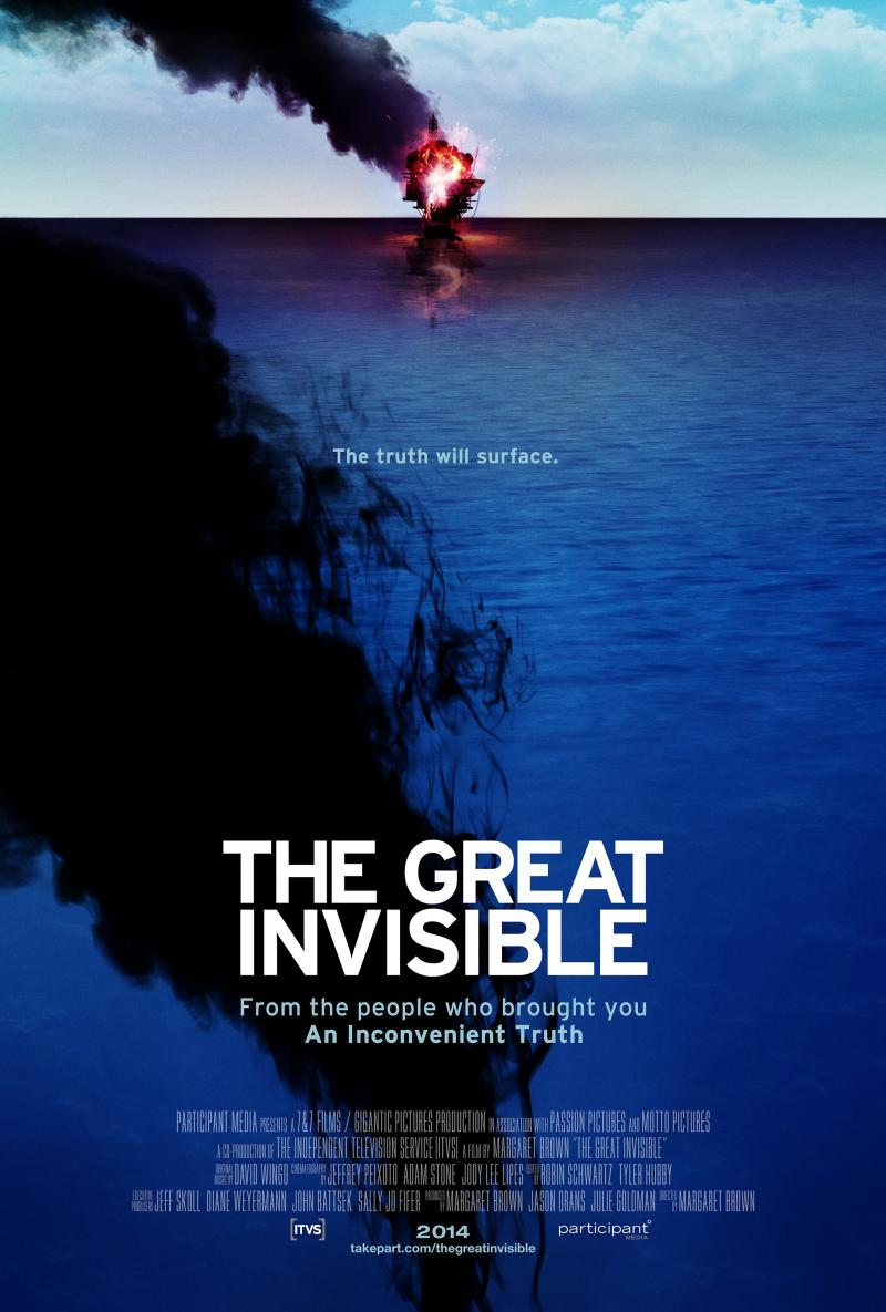 """The Great Invisible"" examines the crisis in depth through the eyes of oil executives, survivors and Gulf Coast residents who experienced it."
