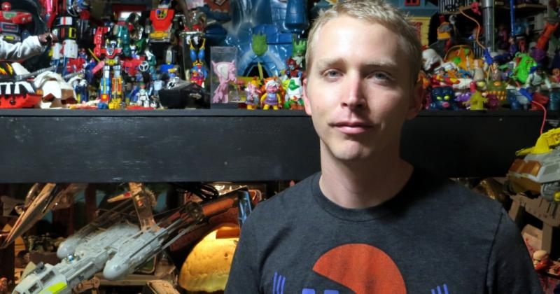 Over 200,000 toys line Caleb Zammit's home. He's one of a group of collectors looking to open a toy museum in Austin next year.