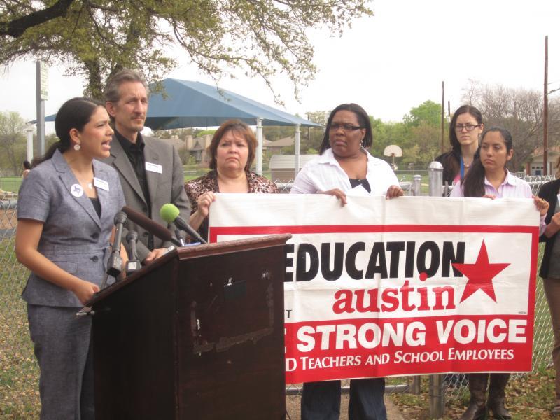 Education Austin's Montserrat Garibay
