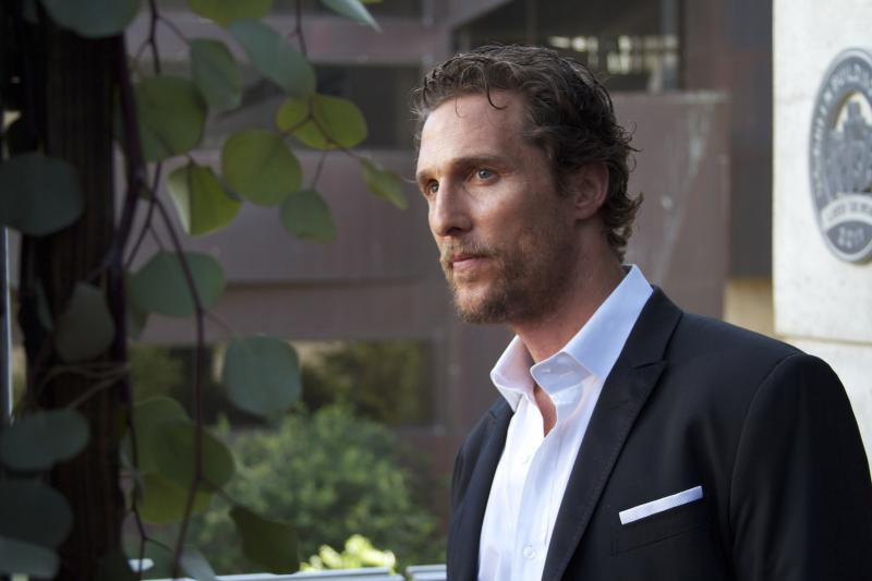 Actor Matthew McConaughey is one of the founders of MJ&M, a foundation that aims to empower kids.