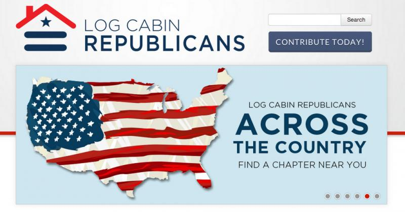 Log Cabin Republicans want an official spot at next week's Texas GOP convention.