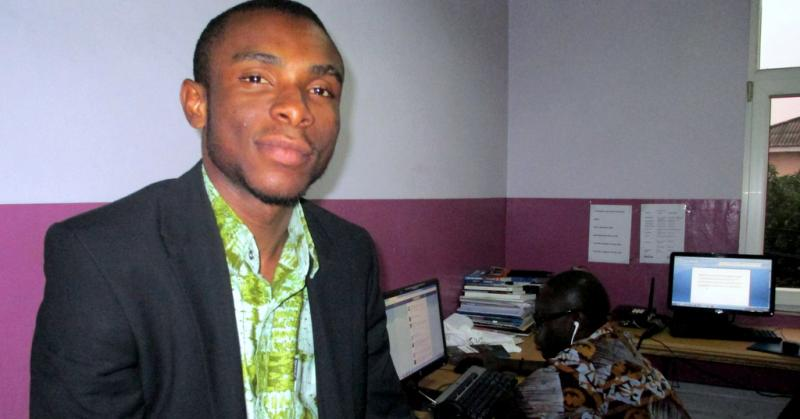 Sports journalist Gary Al-Smith is considered Ghana's top soccer expert.