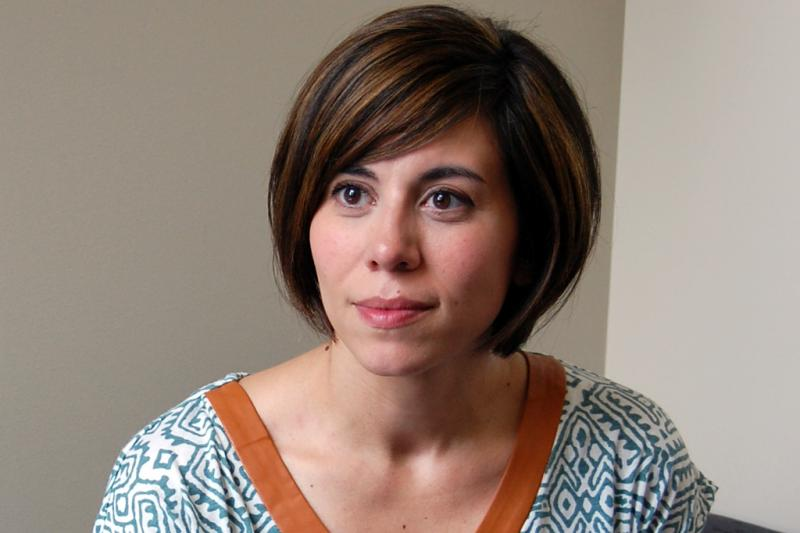 "Author Cristina Henriquez appears at BookPeople tonight in support of her novel ""The Book of Unknown Americans."""