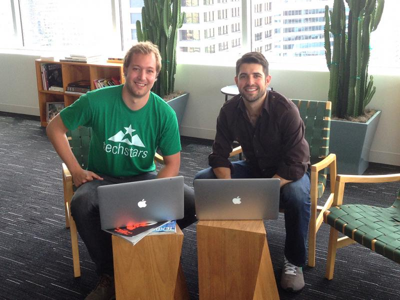 Filament Labs CEO Jason Bornhorst and  Colin Anawaty, Chief Production Officer