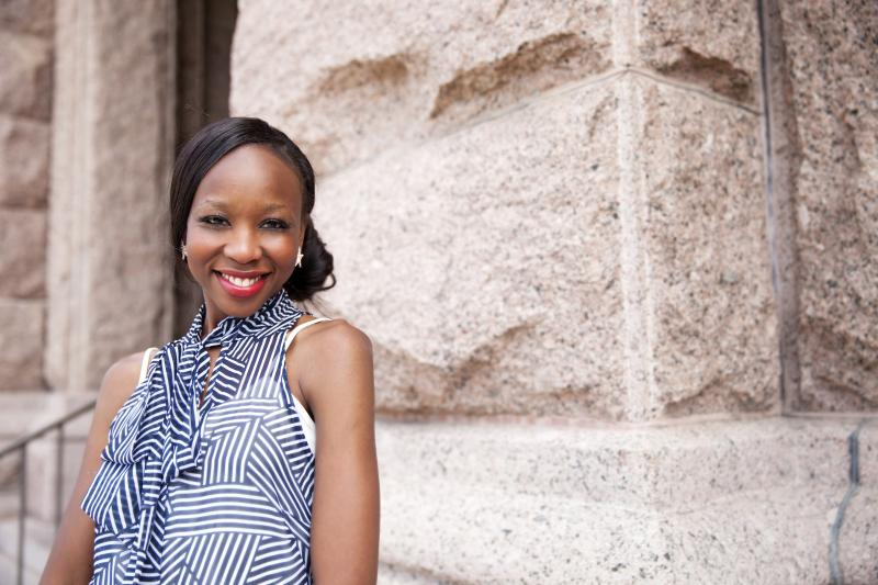 Faith Mangope wants to help young South Africans find employment and create jobs.