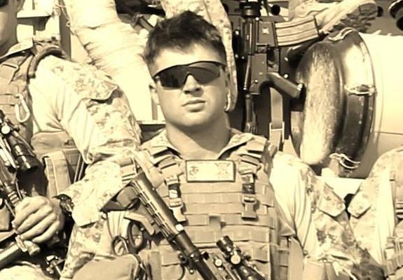 Sergeant Thomas Spitzer from New Braunfels, Texas.