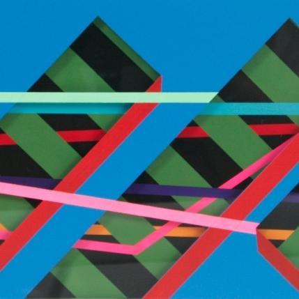 "Jonathan Leach, ""Set in Motion"" (detail)"