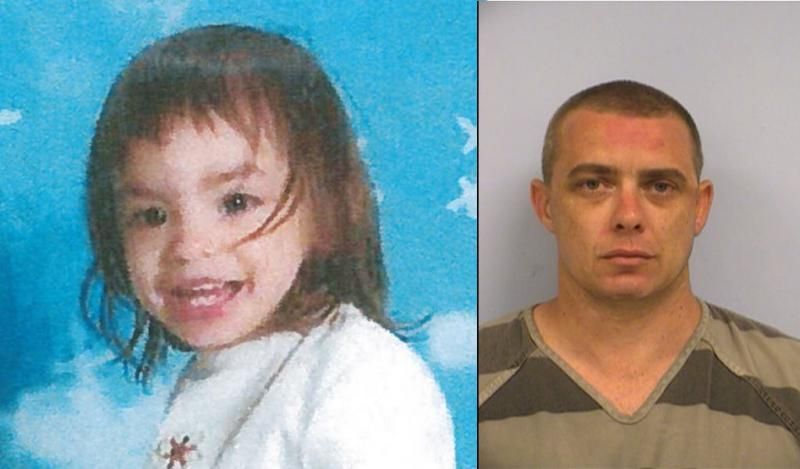 2-year-old Cheyenne Johnson and 33-year-old Jesse Thomas