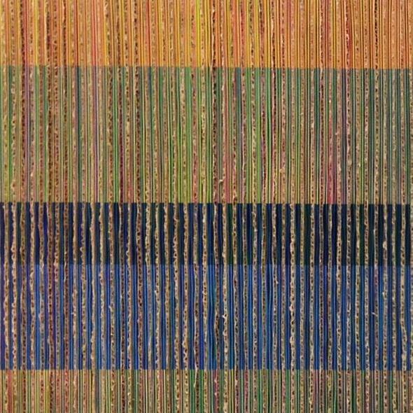 "Edward Lane McCartney, ""Chromatic Interference #2"" (detail)"