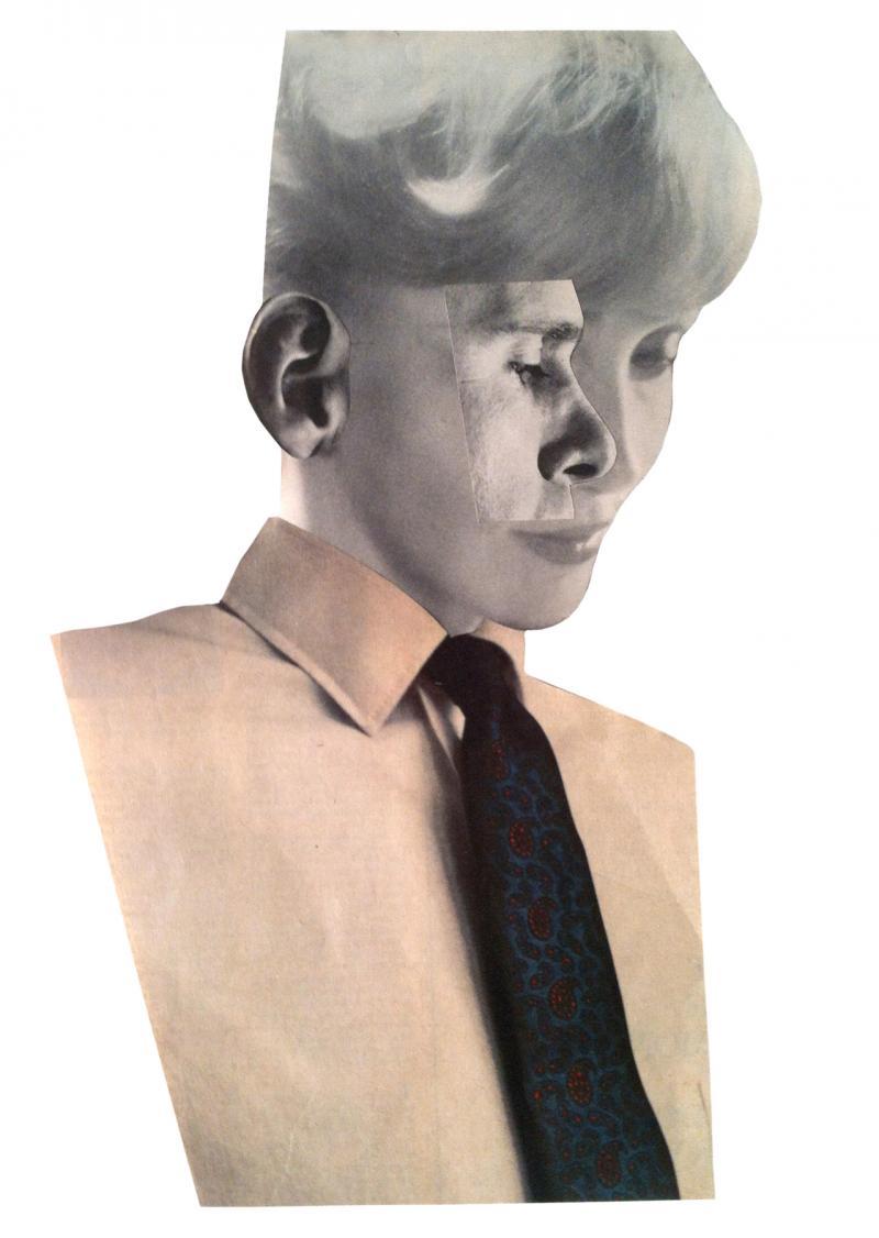 Jamie Panzer, 'Experiments in Portraiture #17'