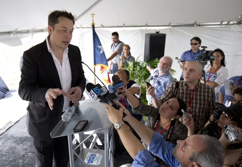 Texas SpaceX Facility Might Land First Human on Mars | KUT