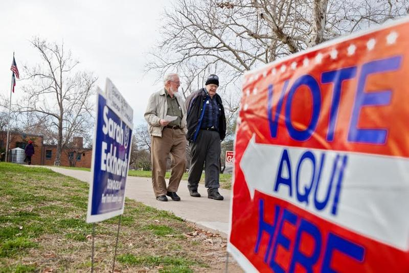 Block-walking may still be a part of any political campaign, but voter data provides campaigns with invaluable insights to find sure-bet voters.