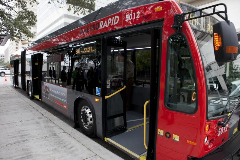 What if, instead of a light rail line, we opted for a Rapid Bus line instead?