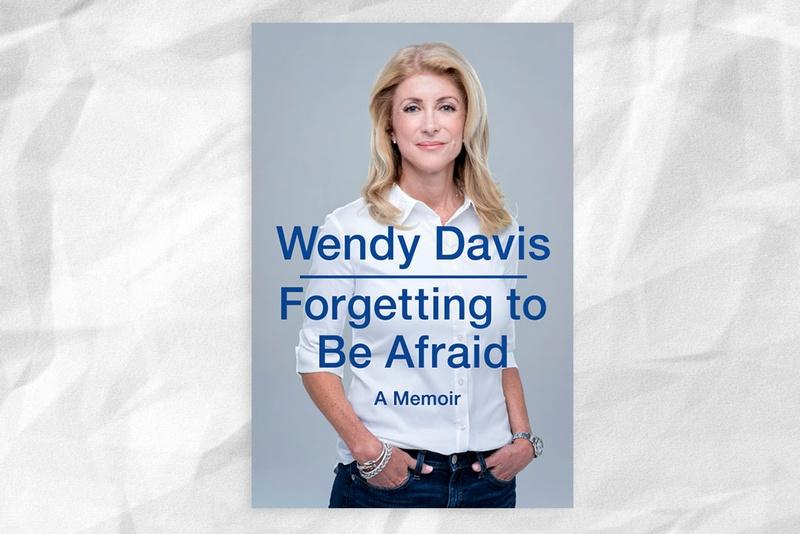 State Sen. Wendy Davis released her book Sept. 9.