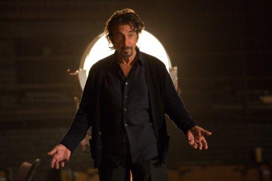 "Al Pacino stars in ""The Humbling."" It's at the Austin Film Fest on Oct. 23."