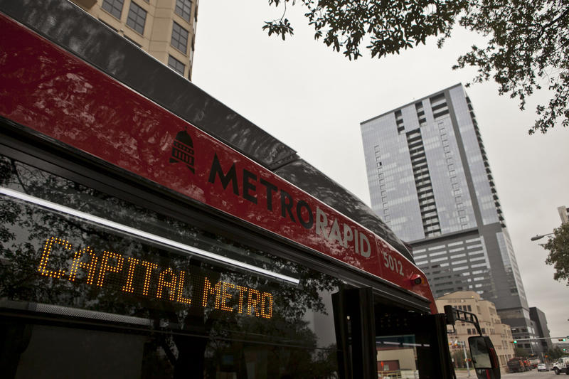 After the rail and transportation proposition failed on Election Day, Council Member Mike Martinez says he'll propose to add at least five rapid bus lines in Austin to provide more public transportation options.