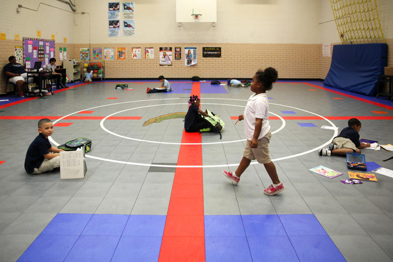97 percent of Pecan Springs students are economically disdvantaged, so school leaders say after school programs are vital for students and families.