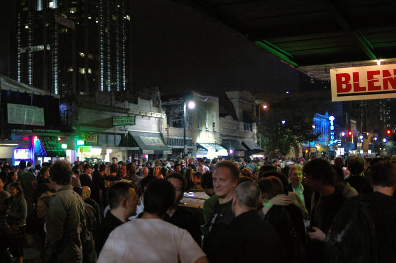 After a report said SXSW and the city of Austin could do more to manage growing crowds, SXSW organizers are trying to test out some of the report's recommendations.