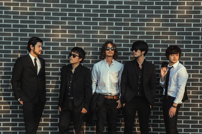 Indie band Eastern Sidekick.