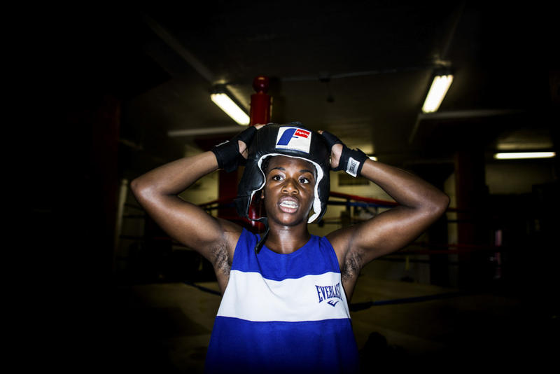 Claressa Shields stars in the film T-Rex, showing this year at SXSW.