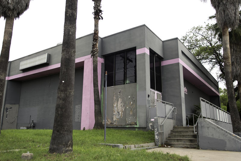 Long-vacant La Bare was recently put up for lease after years of inactivity.