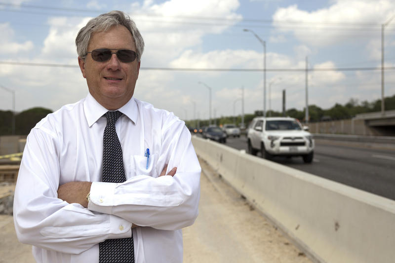 Mike Heiligenstein is the Executive Director of the Central Texas Regional Authority. The agency was created in 2002 to design modern transportation systems for Central Texas.