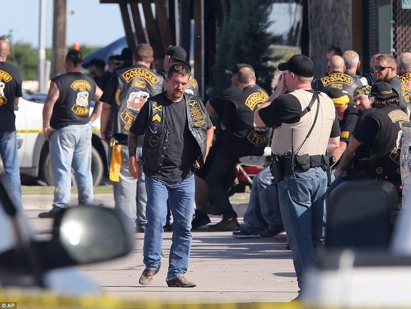The shootout in Waco this spring left nine bikers dead and 177 others behind bars.