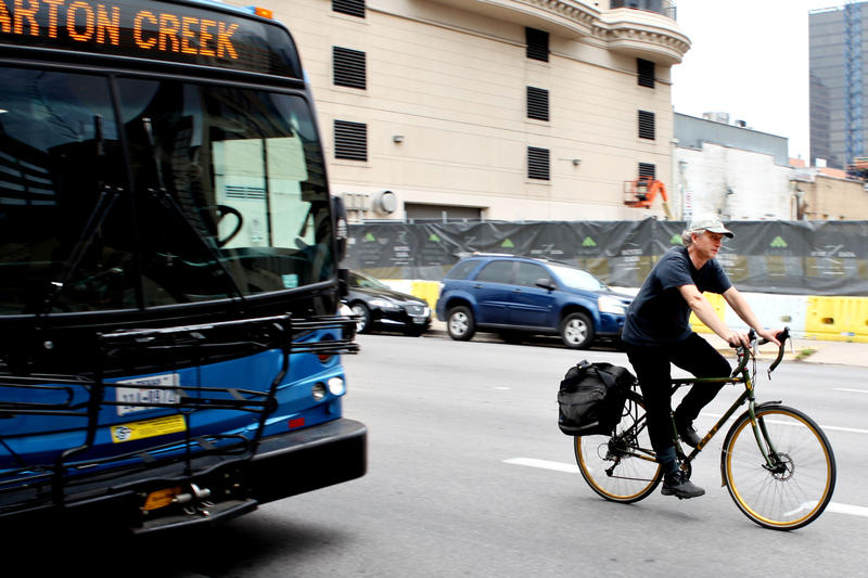 Mobility ATX's survey gauged the popularity of potential future transportation propsals, including funding the Bicycle Master and sequestering I-35.
