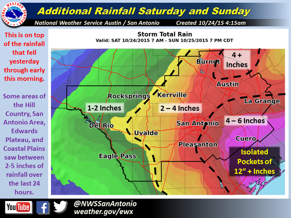 flash flood warnings for central texas expire watch remains in