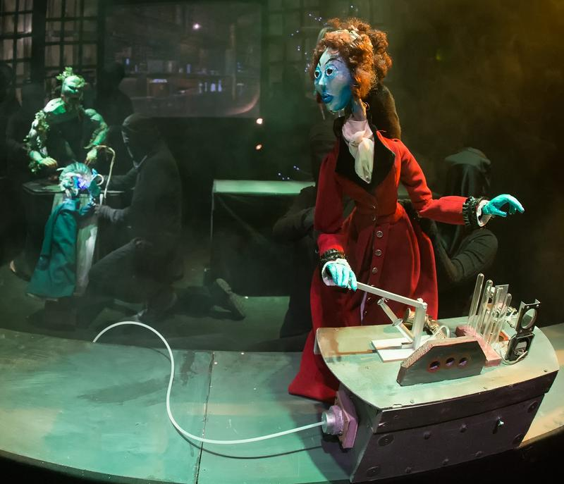 Trouble Puppet Theater Takes On 'Frankenstein'